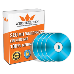 SEO mit WordPress Websitepiloten