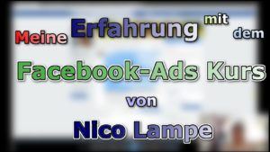 Facebook ADS Anleitung